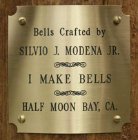 Engraved Bell